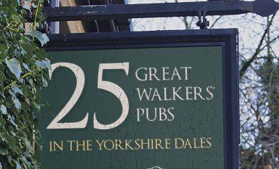 Great Walkers' Pubs