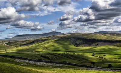 Pen-y-ghent from Norber